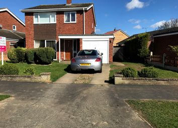 Thumbnail 3 bedroom detached house for sale in Jacklins Approach, Bottesford, Scunthorpe