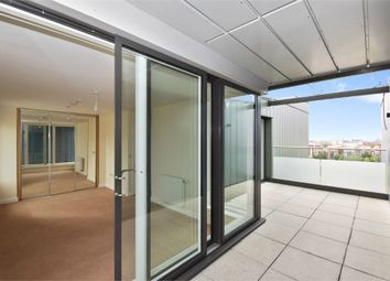 Thumbnail 3 bed flat to rent in Barquentine Heights, 4 Peartree Way, London