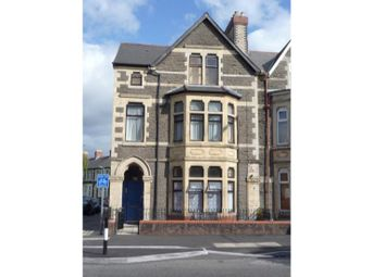 Thumbnail Studio to rent in 37 Neville Street, Canton, Cardiff