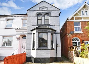 Thumbnail 2 bed semi-detached house for sale in St. Johns Road, Sandown, Isle Of Wight
