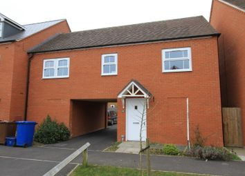 Thumbnail 1 bed flat to rent in Ayres Drive, Banbury
