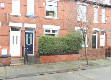 Thumbnail 2 bed terraced house for sale in Roseneath Avenue, Levenshulme, Manchester