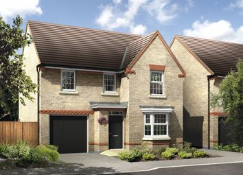 "Thumbnail 4 bedroom detached house for sale in ""Millford"" at Rykneld Road, Littleover, Derby"