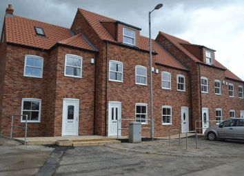 Thumbnail 3 bed terraced house for sale in Elwes Street, Brigg