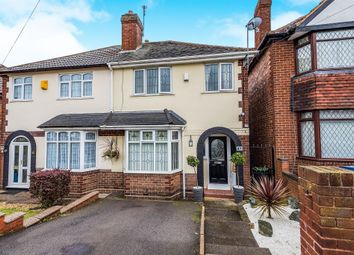 Thumbnail 3 bed semi-detached house for sale in Oldbury Street, Wednesbury
