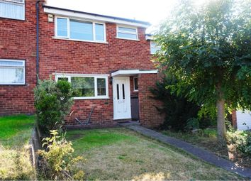 Thumbnail 3 bedroom terraced house for sale in Pattison Gardens, Birmingham
