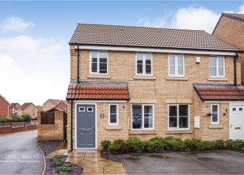 Thumbnail 2 bed semi-detached house for sale in Lavender Mews, Whitwood, Castleford