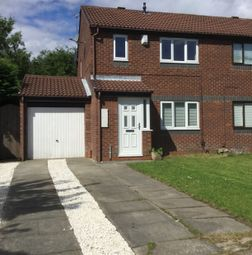 Thumbnail 4 bed semi-detached house to rent in Peldon Close, South Gosforth
