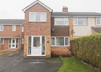 Thumbnail 3 bedroom semi-detached house to rent in Cherry Orchard Drive, Bromsgrove