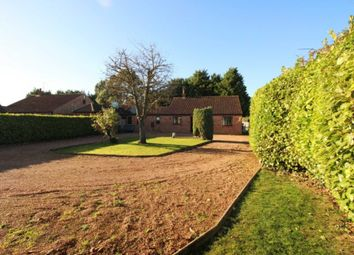 Thumbnail 3 bedroom link-detached house for sale in Tallon End, Foulden, Thetford