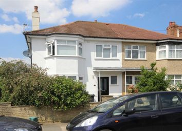 Thumbnail 3 bed property to rent in Clonmel Road, Teddington