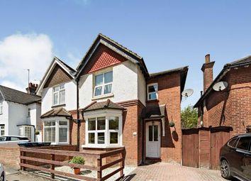 Croydon Road, Caterham, Surrey CR3. 2 bed semi-detached house