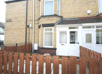 Thumbnail 2 bed end terrace house to rent in Park Avenue, Gloucester Street, Hull