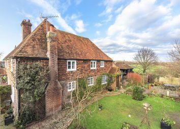 Thumbnail 3 bed cottage for sale in Chickenden Lane, Staplehurst, Tonbridge