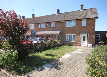 Thumbnail 2 bed end terrace house for sale in Abbotts Drive, Corringham, Stanford-Le-Hope