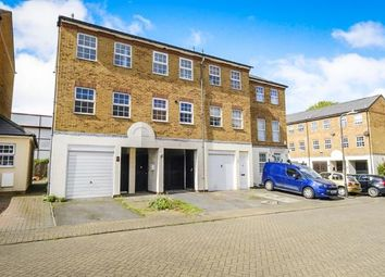Thumbnail 1 bed end terrace house for sale in Oakleigh Close, Swanley, Kent
