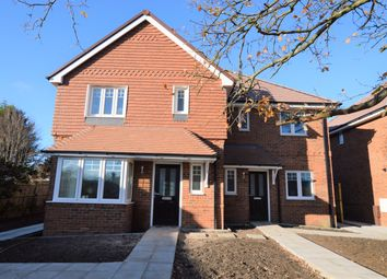 Thumbnail 2 bed semi-detached house for sale in Mill Road, Denmead