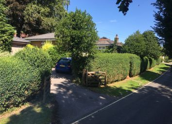 Thumbnail 3 bedroom bungalow for sale in Cardigan Road, Marlborough, Wiltshire