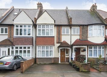Thumbnail 3 bed terraced house for sale in Borough Road, Isleworth, Middlesex