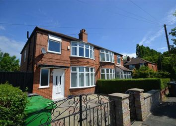 Thumbnail 4 bedroom semi-detached house to rent in School Grove, Withington, Manchester, Greater Manchester