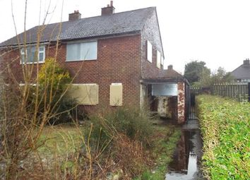 Thumbnail 3 bed semi-detached house for sale in Coniston Avenue, Little Hulton, Manchester, Greater Manchester
