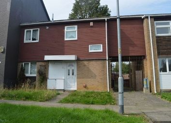 Thumbnail 4 bed terraced house to rent in Farmfield Court, Thorplands, Northampton