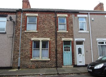 Thumbnail 3 bed terraced house for sale in Vaughan Street, Darlington