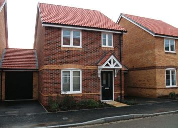 Thumbnail 3 bed detached house to rent in Reed Street, Didcot