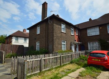 Thumbnail 3 bed end terrace house for sale in Rowland Hill Avenue, London