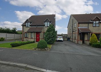 Thumbnail 2 bed semi-detached house for sale in 50, Hunters Drive, Dinnington, Sheffield, South Yorkshire