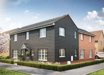 Thumbnail 4 bed detached house for sale in The Waysdale, (Plot 79), Waters Edge Development, Great Wakering