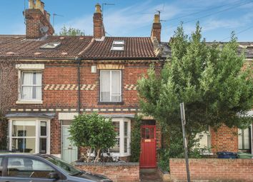 Thumbnail 3 bed terraced house for sale in Lake Street, Oxford