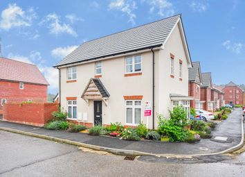 Thumbnail Detached house for sale in Emerald Crescent, Swindon