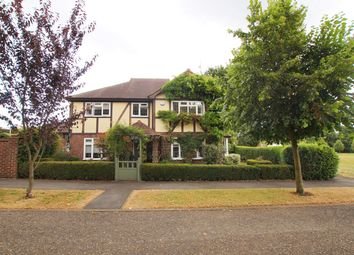 Thumbnail 4 bed detached house for sale in The Chestnuts, Rayleigh