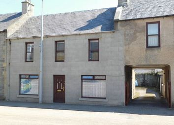 Thumbnail 3 bed terraced house for sale in Sinclair Street, Thurso