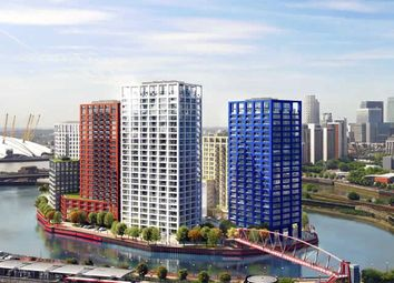 Thumbnail 3 bedroom property for sale in London City Island, Montagu House, London