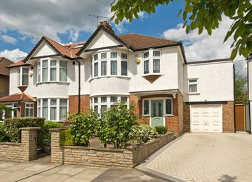 Thumbnail 4 bed property for sale in Elm Walk, London