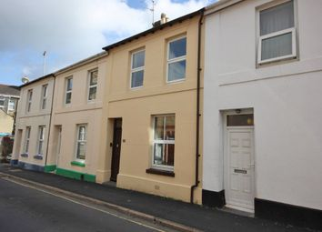 Thumbnail 2 bedroom terraced house for sale in Prospect Terrace, Newton Abbot