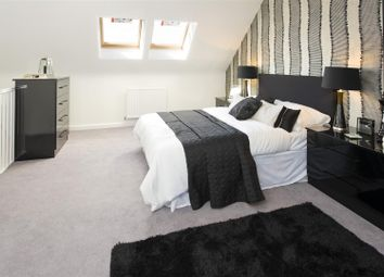 Thumbnail 4 bed semi-detached house for sale in Wedgwood Drive, Barlaston, Stoke-On-Trent
