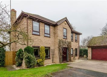 Thumbnail 4 bed detached house for sale in Reed Close, Trumpington, Cambridge