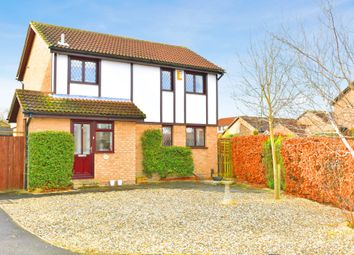 Thumbnail 3 bed detached house for sale in Arthurs Avenue, Harrogate