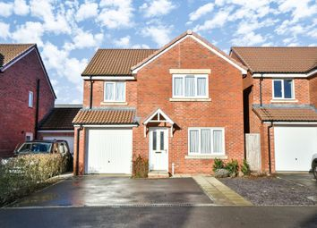 Thumbnail 4 bed detached house for sale in Scholars Way, Melksham