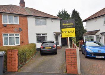 3 bed semi-detached house for sale in Belvide Grove, Selly Oak, Birmingham B29