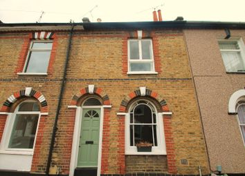 Thumbnail 2 bedroom terraced house for sale in Christchurch Road, Gravesend
