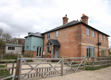 Thumbnail 3 bedroom cottage for sale in Smannel, Andover, Hampshire