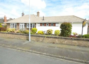 Thumbnail 3 bed detached bungalow for sale in Sandylands Crescent, Church Lawton, Stoke-On-Trent