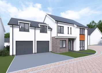 Thumbnail 5 bed detached house for sale in Fort Gardens, Crownhill, Plymouth