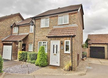 Thumbnail 3 bed end terrace house for sale in Stagshorn Road, Horndean, Waterlooville
