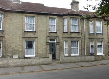 Thumbnail 3 bedroom terraced house for sale in St. Peters Road, Lowestoft