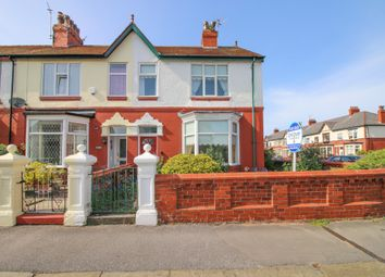 Thumbnail 4 bed end terrace house for sale in Warren Avenue North, Fleetwood